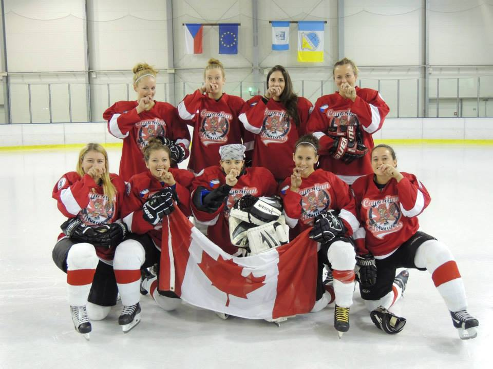 Gold Medal Girls